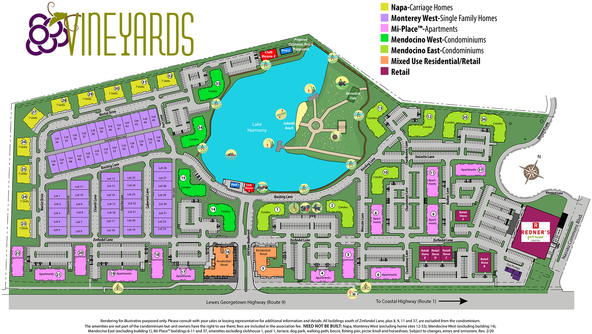 Vineyards-Site-Map